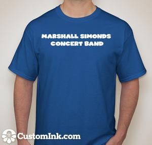 Concert Band Shirts